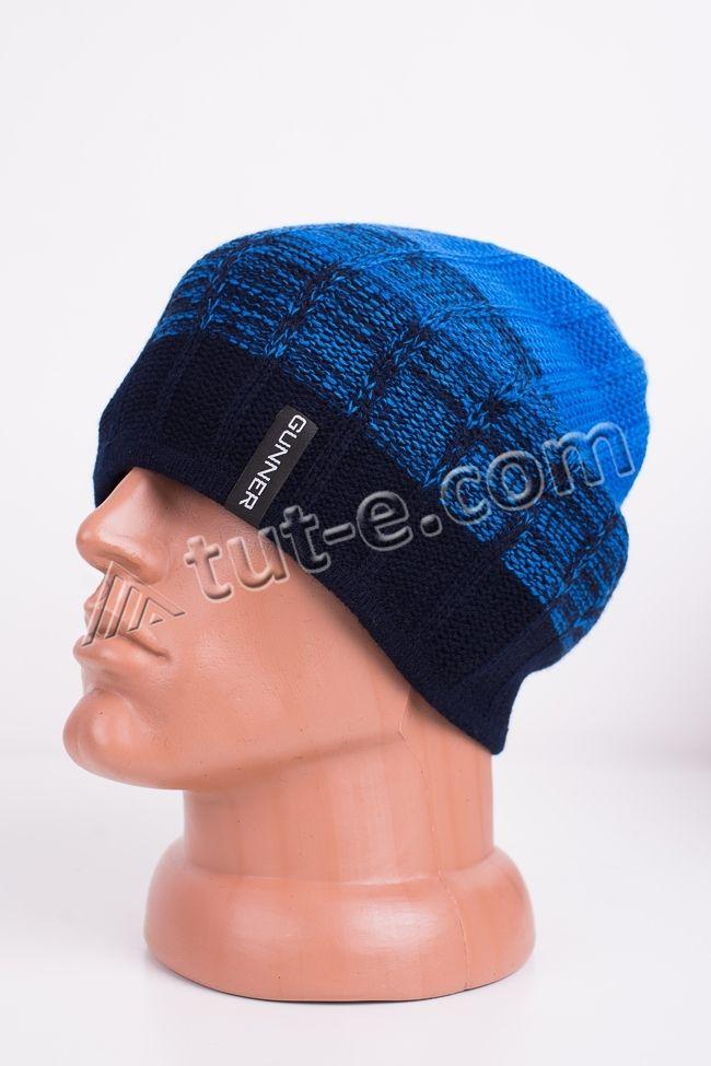 Зимняя мужская шапка Gunner