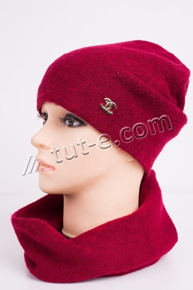 Комплект женский красный