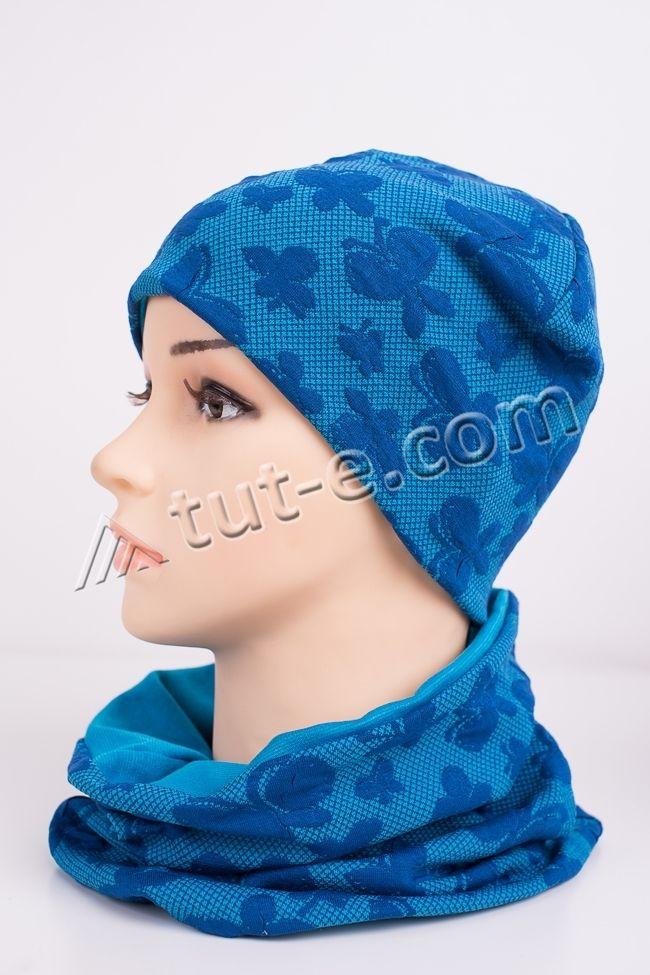 Женский комплект синий